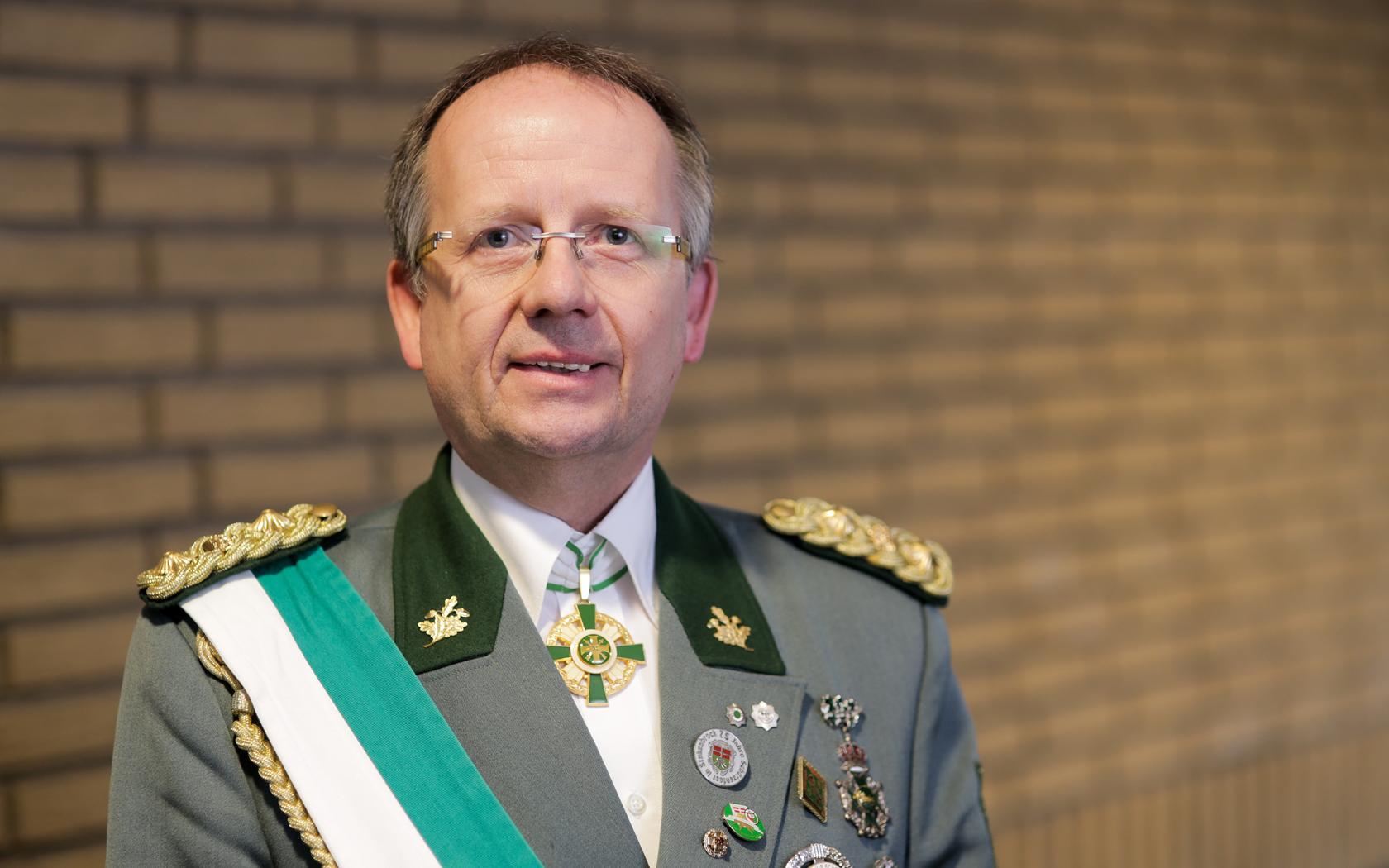Ulrich Teipel - St. Johannes Schützenbruderschaft Stukenbrock