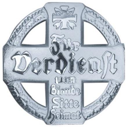 Silbernes Verdienstkreuz (SVK)