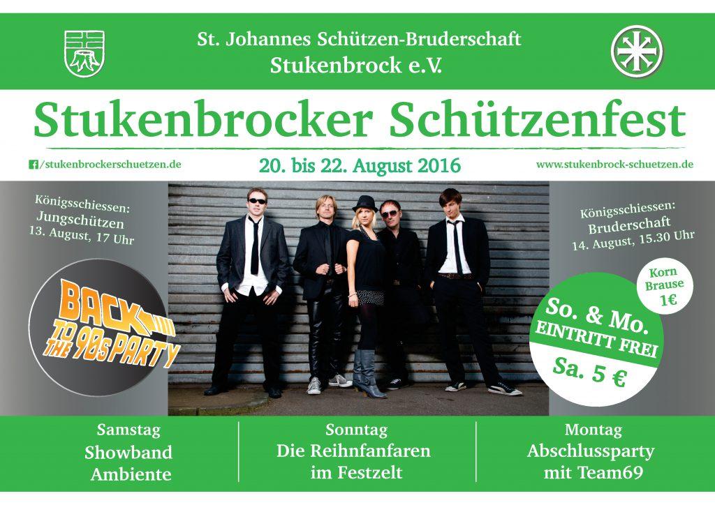 Stukenbrocker Schützenfest 2016
