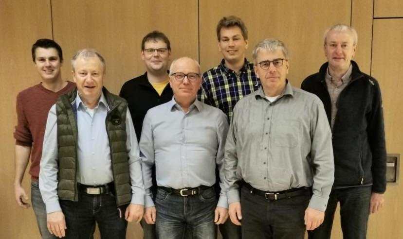 Jahreshauptversammlung der Kompanien